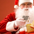 Stock Photo: Preparing gifts