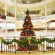Shopping center ready for Christmas — Stock Photo #11148104