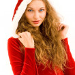 Elegant Santa — Stock Photo #11148308
