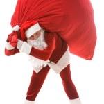 Generous Santa — Stock Photo #11148345