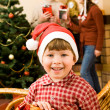 Family holiday — Stock Photo #11148401