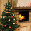 Fireplace — Stock Photo #11148447