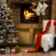 Waiting for Christmas - Foto de Stock