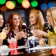 Stock Photo: Hen-party