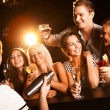 At the bar — Stock Photo #11148659