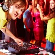 Deejay at work — Stock Photo #11148758