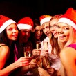 Celebrating Christmas — Stock Photo #11148784