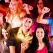 Glad teens — Stock Photo #11148901