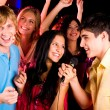 At party — Stock Photo #11148911