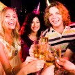 Party cheers — Stockfoto
