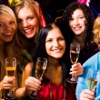 Friends partying — Stock Photo #11148945