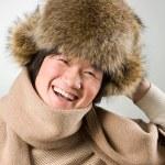 Joyful guy — Stock Photo