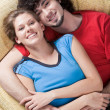 Amorous couple — Stock Photo #11149171