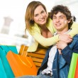 After shopping — Stock Photo #11149642