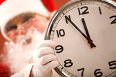Five minutes to Christmas — Stock Photo