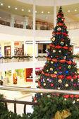 No comercial de natal — Fotografia Stock