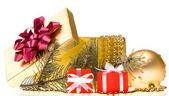 Noel hediyeleri — Stok fotoğraf