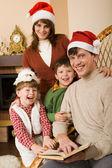 Joyeuse famille — Photo
