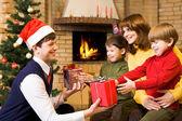 Jul överraskning — Stockfoto