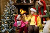 Noel arifesi — Stok fotoğraf