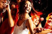 Atraente dançarina — Fotografia Stock