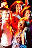 Clubbers inteligentes — Foto de Stock