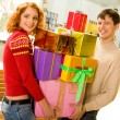 Great shopping — Stock Photo #11177032