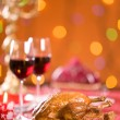 Festive food - Stock Photo