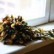 Withered bouquet - Photo