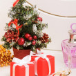 Christmas gifts — Stock Photo #11216881