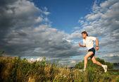 スポーツ トレーニング — ストック写真