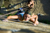 Extreme sport — Stock Photo