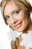 Coldness and elegance — Stock Photo