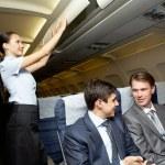 Readiness for flight — Stock Photo