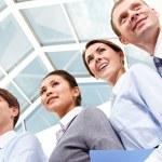 Successful business team — Stock Photo #11241817