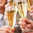 Toast for success — Stock Photo #11242220