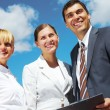 Business partners — Stock Photo #11243435