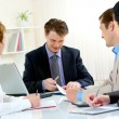 Business consulting — Foto Stock