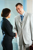 Business trust — Stock Photo