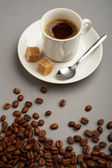 Aromatic coffee — Stock Photo