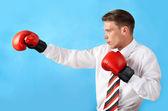 Kick boxing — Photo