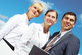 Co-workers — Stock Photo