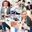 Business moments — Stock Photo #11309989