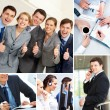 Business in development — Stock Photo