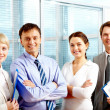 Successful business team — Stock Photo #11311469