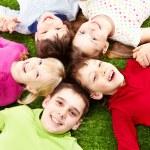 Happy kids — Stock Photo #11312025