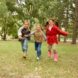 Running in park — Stock Photo #11312124
