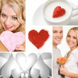 Love theme — Stock Photo