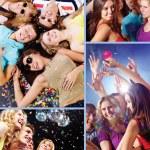 Clubbers — Stock Photo