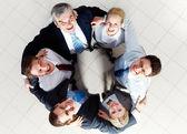 Friendly company — Stock Photo